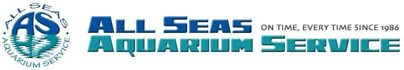 All Seas Aquarium Service Logo