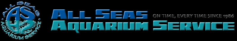All Seas Aquarium Service Logo